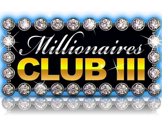 Millionaires Club III Top 20 Jackpot Slot Review
