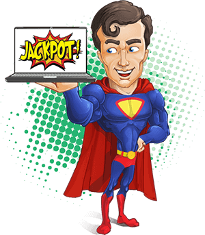 Superman-Jackpots-Jackpot