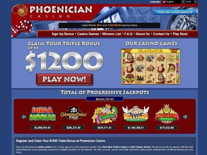 Phoenician-Online-Casino