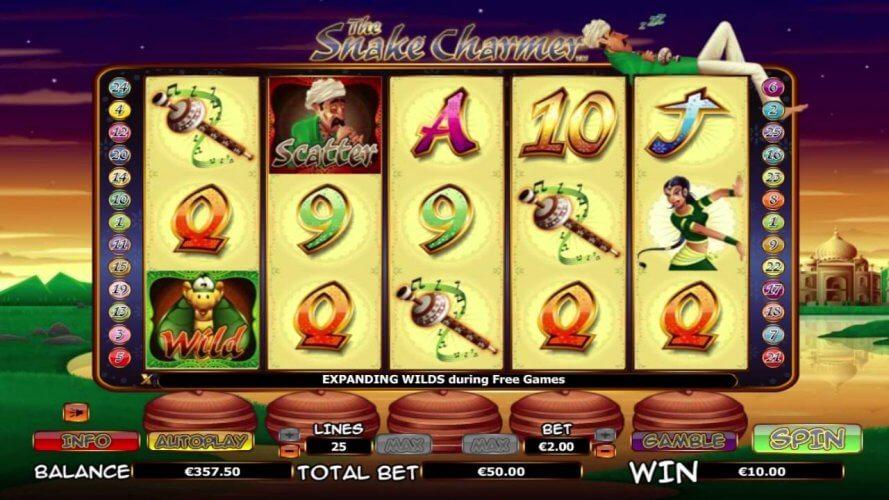 The-Snake-Charmer-slot